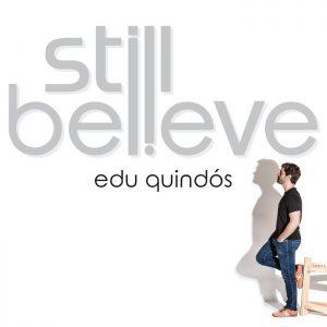 portada still believe edu quindós