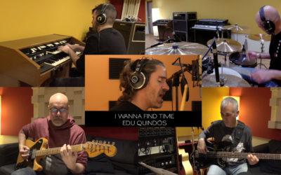 I Wanna Find Time – vídeo de la grabación